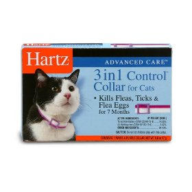 Hartz Ultraguard Plus Flea & Tick Cat Collar
