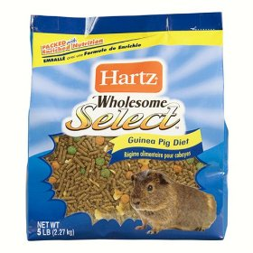 Hartz Wholesome Select Guinea Pig Diet