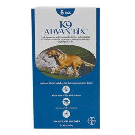 K9 Advantix Flea Control