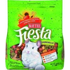 Kaytee Fiesta Gourmet Chinchilla Food