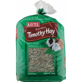 Kaytee Natural Timothy Hay