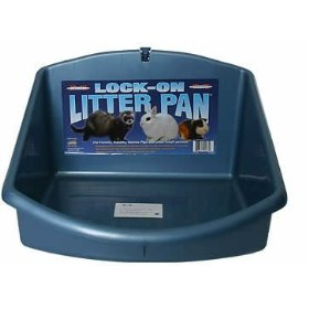 Marshall Pet Lock On Litter Pan