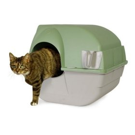 Omega Self-Cleaning Litter Box