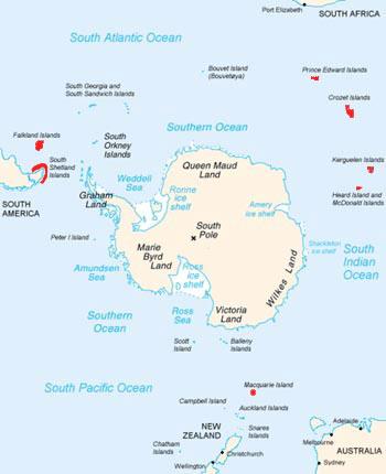 Rockhopper penguin the animal files rockhopper penguin range map sub antarctic islands publicscrutiny Images