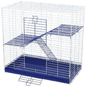Super Pet Chew Proof Chinchilla Cage