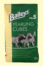 Yearling Cubes